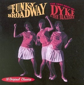 The Very Best Of-Funky Broadway album cover