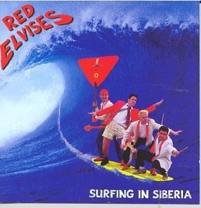 Surfing In Siberia album cover