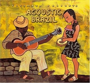 Putumayo Presents: Acoustic Brazil album cover
