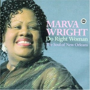 Do Right Woman: The Soul Of New Orleans album cover