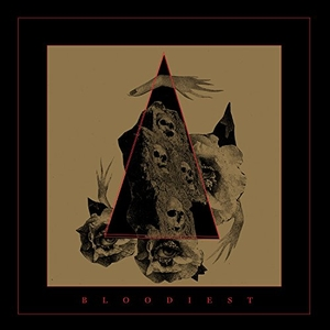 Bloodiest album cover