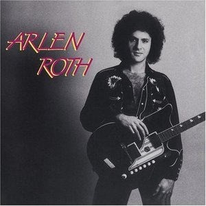 Arlen Roth album cover