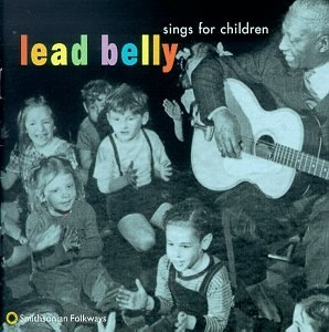 Leadbelly Sings For Children album cover