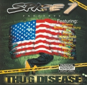 Thug Disease album cover