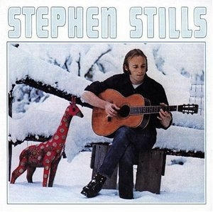Stephen Stills album cover