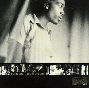 Rahsaan Patterson album cover