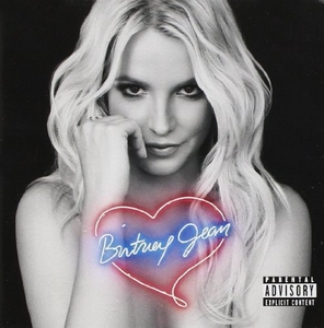 Britney Jean (Deluxe Edition) album cover