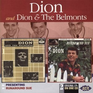 Presenting Dion & The Belmonts-Runaround Sue album cover