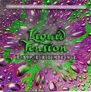 Liquid Tension Experiment album cover