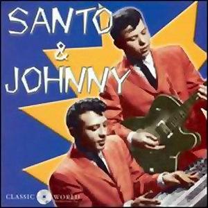 Santo & Johnny album cover