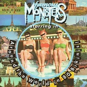 Around The World In 80 Bikinis album cover