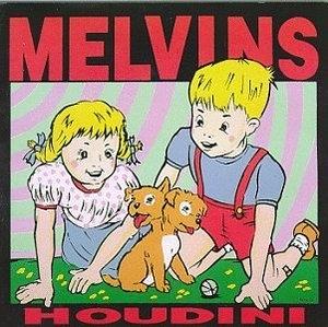 Houdini album cover