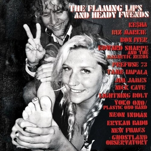 The Flaming Lips And Heady Fwends album cover