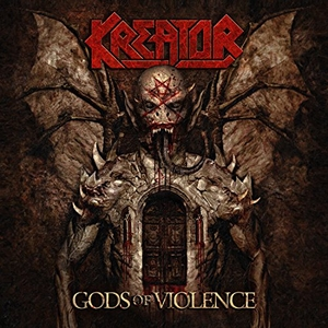 Gods Of Violence (Deluxe Edition) album cover