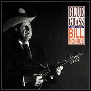 Bluegrass 1970-1979 album cover