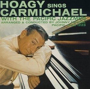 Hoagy Sings Carmichael album cover