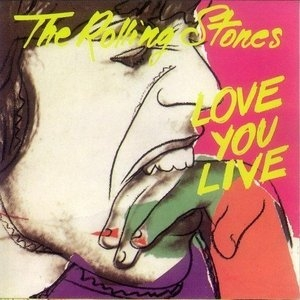 Love You Live album cover