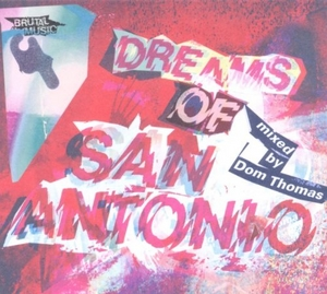 Dreams Of San Antonio album cover