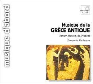 Ancient Greek Music album cover