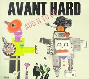 Avant Hard album cover