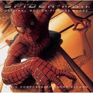 Spider-Man: Original Motion Picture Score album cover