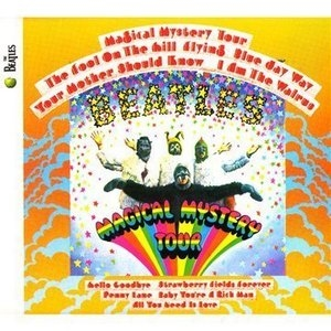 Magical Mystery Tour (Remastered) album cover