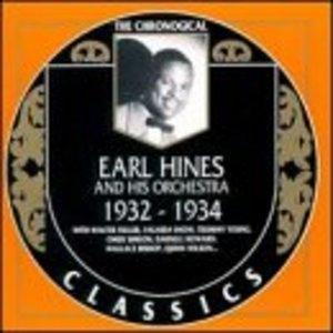 1932-1934 album cover