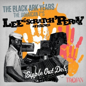 The Black Ark Years: The Jamaican 7 Inches album cover