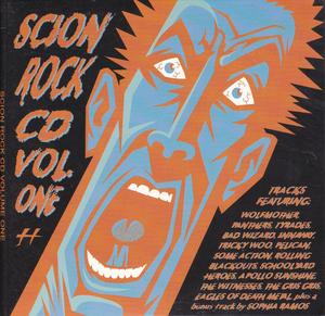 Scion Rock Cd Vol. One album cover