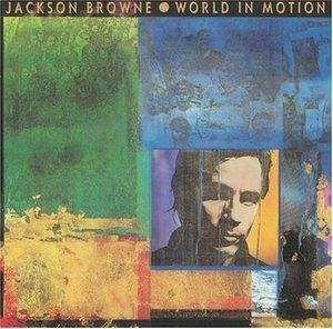 World In Motion album cover