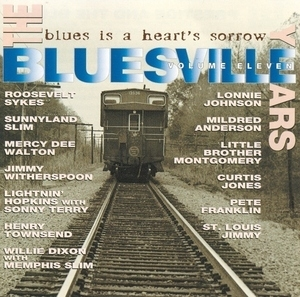 The Bluesville Years Vol.11-Blues Is A H... album cover