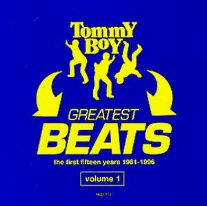 Tommy Boy's Greatest Beats: The First 15 Years 1981-1996 Vol.1 album cover