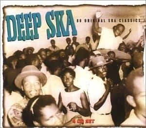 Deep Ska album cover