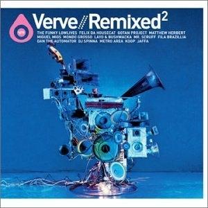 Verve Remixed 2 album cover
