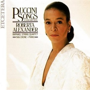 Puccini: Songs And Other Rare Pieces album cover