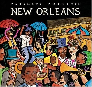 Putumayo Presents: New Orleans album cover