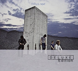 Who's Next (Deluxe Edition) album cover