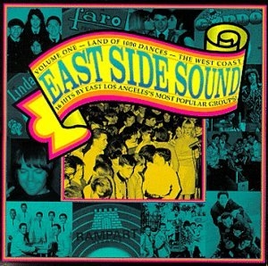 The West Coast East Side Sound, Vol. 1 album cover
