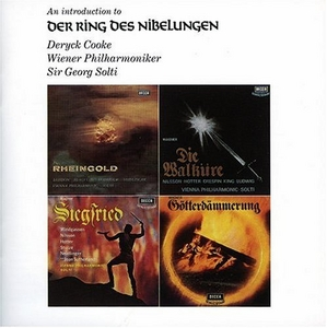Wagner: An Introduction To Der Ring Des Nibelungen album cover