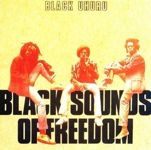 Black Sounds Of Freedom album cover