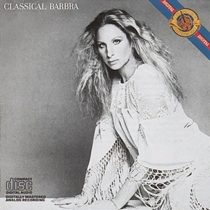 Classical Barbra album cover