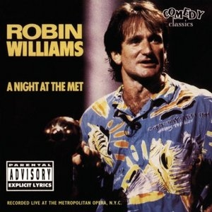 A Night At The Met album cover