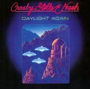Daylight Again album cover