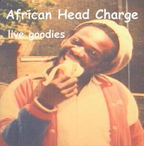 Live Goodies album cover