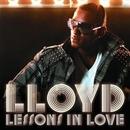 Lessons In Love album cover