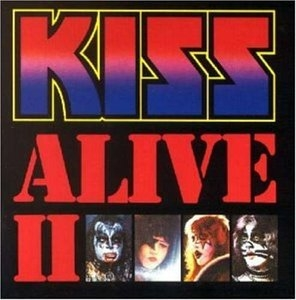 Alive II album cover