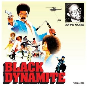 Black Dynamite (Original Motion Picture Score) album cover