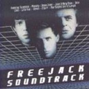 Freejack Soundtrack album cover