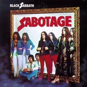 Sabotage album cover