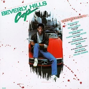 Beverly Hills Cop: Music From The Motion Picture Soundtrack album cover